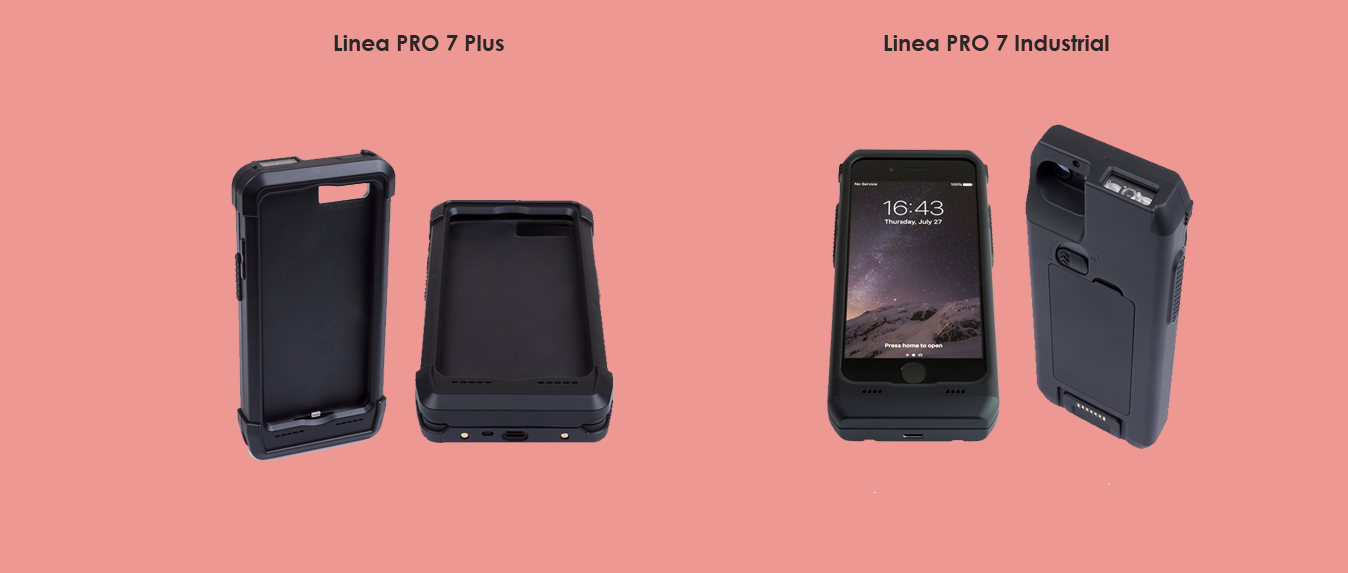 Now available: The latest Linea PRO scan cases