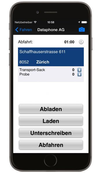 TMS-on-Mobile