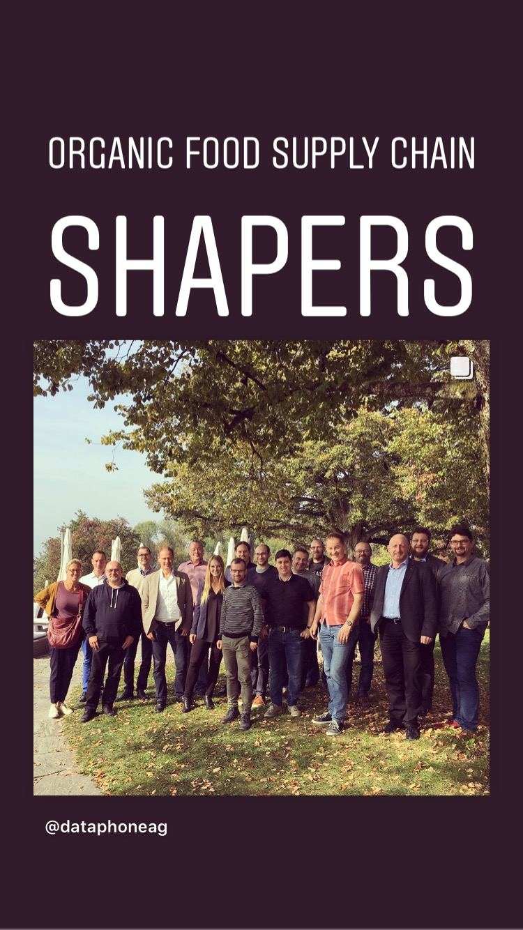 digital shapers in the foods supply chain industry