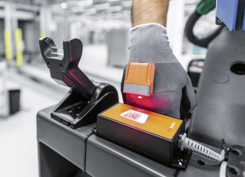 proglove barcode scanner from dataphone
